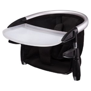 phil&teds Lobster Clip on High Chair- Black
