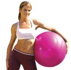 $7.00 史低!Tone Fitness 55厘米瑜伽训练球