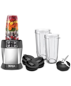 2016 Black Friday! $69.99 Nutri Ninja BL480D Auto iQ Blender