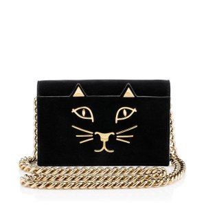 FELINE PURSE|SHOULDER BAG