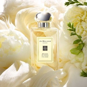 Receive  an exclusive sample offer of the Peony & Blush Suede Body Crème with any online purchase @ Jo Malone London