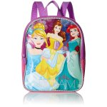 Disney Girls' Princess 10 inch Mini Backpack