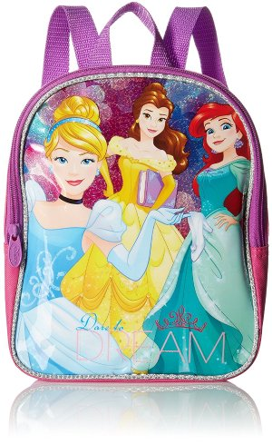 $4.13Disney Girls' Princess 10 inch Mini Backpack