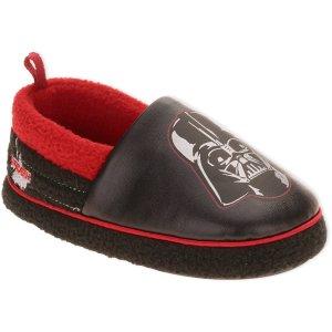 Darth Vader Boy's Toddler Slipper - Walmart.com