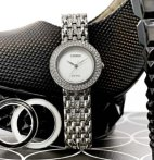 $129.99 Citizen Women's EM026067A Silhouette Japanese Quartz Watch