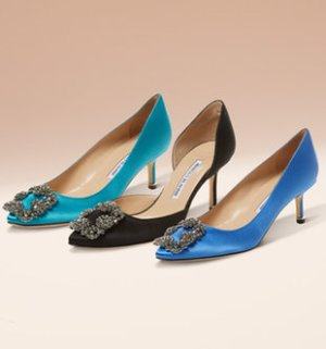 Up to 40% Off Manolo Blahnik Shoes @ Gilt
