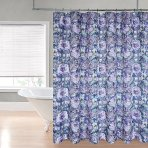 As Low As $7 Regal Home Printed Shower Curtains