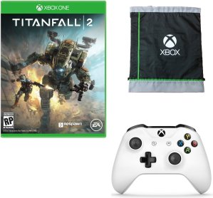 $89 Pre-Order Now! Titanfall 2 + Wireless Controller + Cinch Sac - Xbox One
