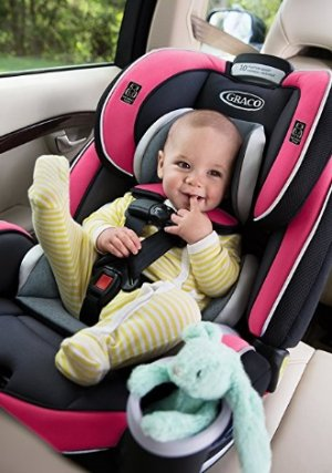 Graco 4ever All-in-One Convertible Car Seat, Azalea