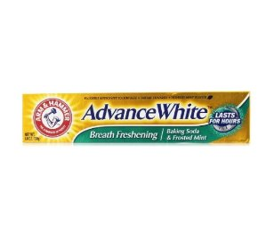 $5.92 Arm & Hammer Advance White Breath Freshening, Frosted Mint, 6 Oz (Pack of 2)