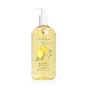 Citron, Honey & Coriander Skin Cleansing Bath & Shower Gel