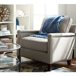 Tyler Armchair | Pottery Barn