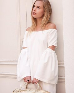 From $44 Off the Shoulder Style On Sale @ Pixie Market
