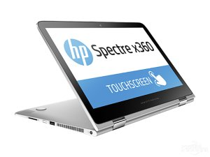 HP Spectre x360 Laptop: i7-7500U, 13.3