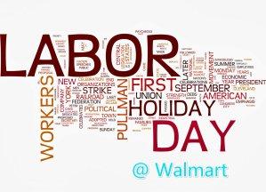Super deals! Labor day savings @ Walmart