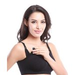 Mirity Women's Seamless Maternity Nursing Bras Comfort Soft Sleeping Bralette