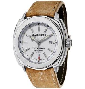JeanRichard Men's Terrascope Watch 60500-11-701-HDE0
