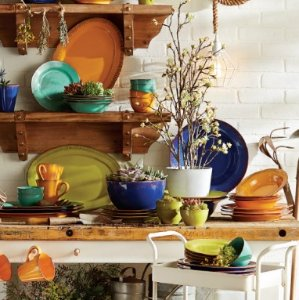 Up to 70% Off +  Extra 20% Off + Free Shipping $49+ Glassware, Dinnerware, Flatware Weekly Sale @ Oneida