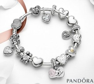 Up to 60% Off PANDORA Charms Sale @ Rue La La
