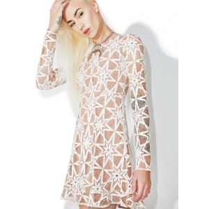 For Love & Lemons Metz Party Dress | Dolls Kill