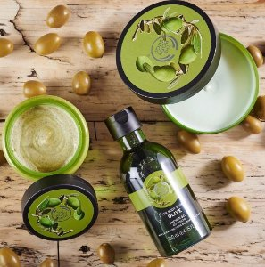 Buy 3 Get 3 on Select Products @ The Body Shop
