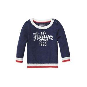 Th Baby Signature Sweater