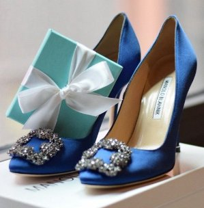 Up to $175 Off Manolo Blahnik Shoes @ Saks Fifth Avenue