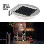 LED Outdoor Solar Lights -Segarty Solar Motion Light with Auto Switch Based on Natural Lighting