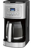 $72.2 Cuisinart DCC-3200 Perfect Temp 14-Cup Programmable Coffeemaker, Stainless Steel