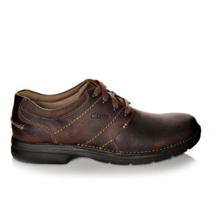 Men's Clarks Senner Place Brown | Shoe Carnival