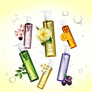 Dealmoon Exclusive! Enjoy 15% Off + 5 Deluxe Samples Cleansing Oil @ Shu Uemura