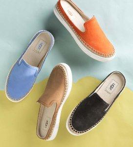 $56.92 UGG® 'Caleel' Women's Slip-On Sneaker @ Nordstrom