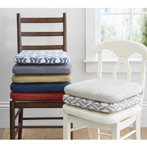 PB Classic Dining Chair Cushion | Pottery Barn