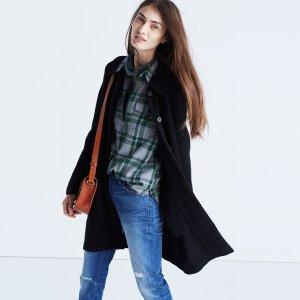 Structured Sweater-Coat