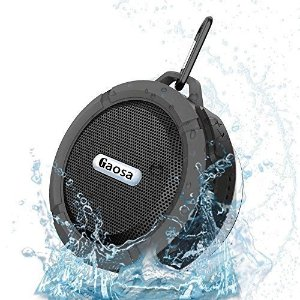 Gaosa Bluetooth Wireless Waterproof Shower Speaker