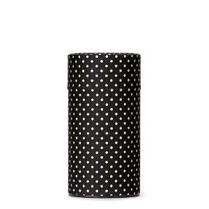 Large Dot Fabric Tea Tin | Teavana