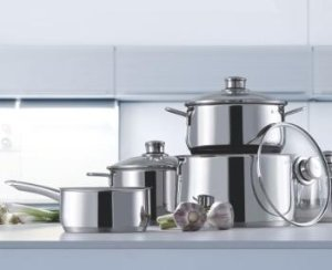 $104.26 WMF Provence Plus 7-Piece Cookware Set