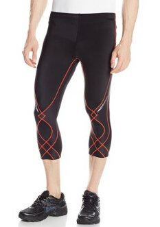 From $54 CW-X Conditioning Wear Men's 3/4 Stabilyx Tights