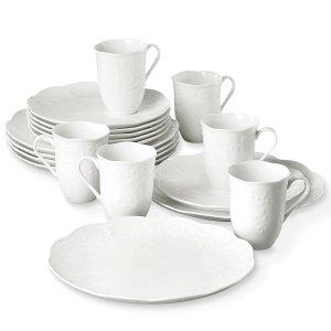 Butterfly Meadow® Cloud 18-pc Dinnerware Set | Dinnerware Sets