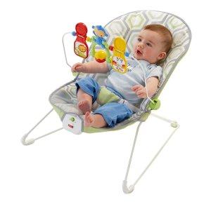$23.99(原价$29.99)Fisher-Price 费雪婴儿安抚摇椅