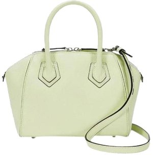 Rebecca Minkoff Micro Perry Leather Satchel