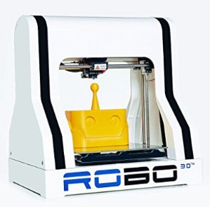 $599.99ROBO 3D R1 Plus 10x9x8-Inch ABS/PLA 3D Printer, White