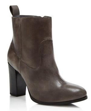 Cole Haan Livingston Mid Heel Booties