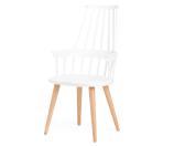 中世纪摩登椅子