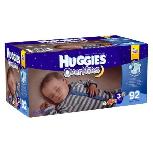 Huggies® Overnites Diapers Super Pack (Select Size) : Target