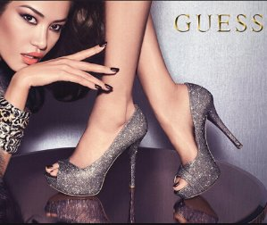 Up to 75% Off Select GUESS Women's Shoes @ 6PM