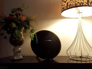 Harman Kardon Onyx Studio Portable Bluetooth Speaker (Refurb)