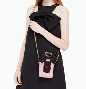 $193.5 on pointe perfume bottle crossbody @ kate spade