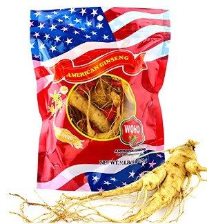 买3送1 + 包邮Amazon Wohoo店 限量发售新鲜美国花旗参