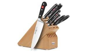 Wusthof Classic 7 Piece Cutlery Set, Natural